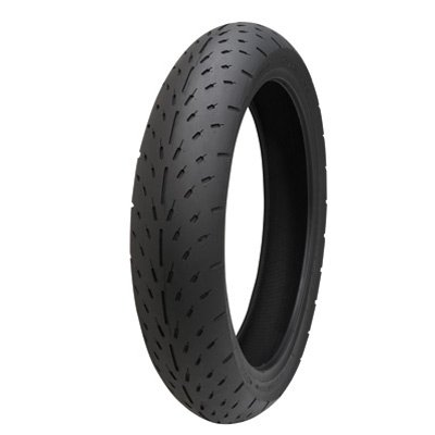 120/70ZR-17 (58W) Shinko 003 Stealth Front Motorcycle Tire for Honda CBR1000RR (ABS) 2009-2017