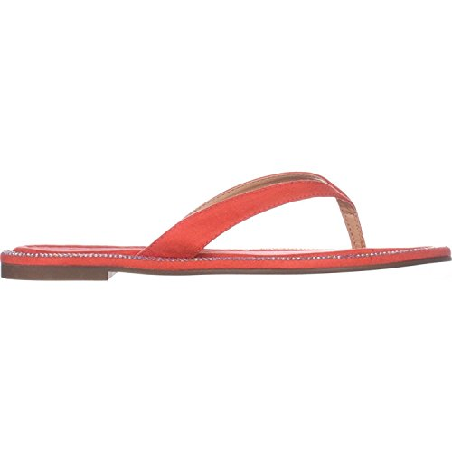 Sodi Open Beach Pink Thalia Fabric Beda Womens Toe Coral 7wqB1