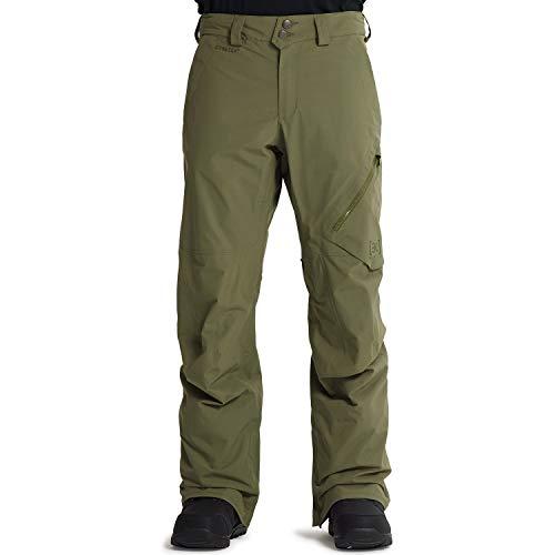 Burton Men's AK Gore-tex Cyclic Snow Pant, True Black W16, Large -
