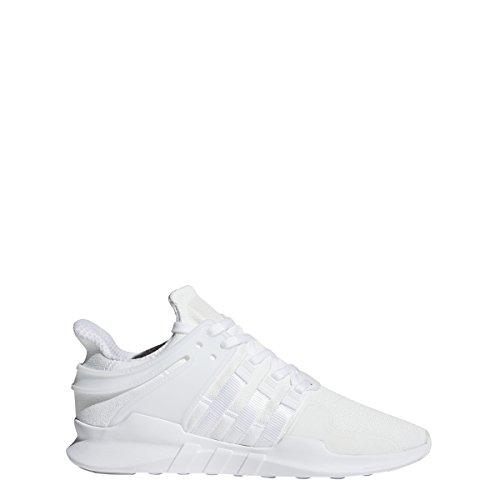best service 789e0 b03dc adidas Originals Men s Shoes   EQT Support Adv Sneakers, White White Black,