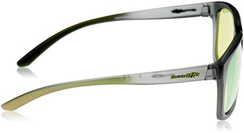 Arnette Sonnenbrille COMPLEMENTARY (AN4233) Matte Transperent Grey 24238N
