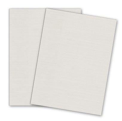 Amazon Via Light Gray 8 12 X 11 Linen Cardstock Paper 250 Pk