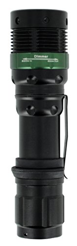Norlite Tactical Series TS03 3AAA Flashlight, Black