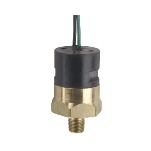 1//4 MNPT SS Fitting Gems PS82-10-4MNS-C-HN Series PS82 Economical Miniature Vacuum Switch Pack of 10 SPDT Circuit 5-15 Hg Range DIN 43650A with 1//2 FNPT Conduit