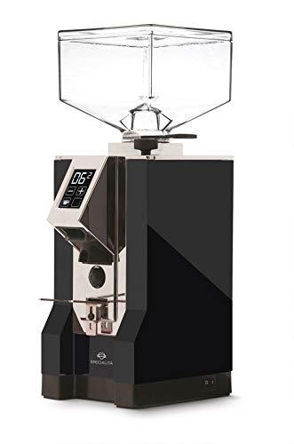 Eureka Mignon Specialita Quiet Touchscreen 55mm Stepless Burr Espresso Grinder Black