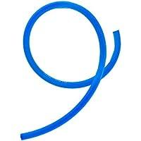 Durite de gasolina translúcido 30cm–Azul–Dirt Bike/Pit Bike/Mini Moto