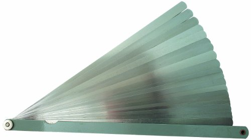 CTA Tools A311 25-Blade Extra Long Feeler - Gauge Blade