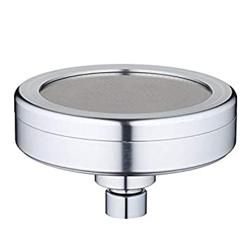 CIENCIA 5 pollici Bagno Precipitazioni Getto Mmassaggio Soffione Fisso Realizzato in alluminio- Taglie Disponibili (3 inch), BD141