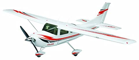 Flyzone Select Scale Cessna 182 Skylane Tx-R RC Airplane (5 Channel Slt Transmitter)