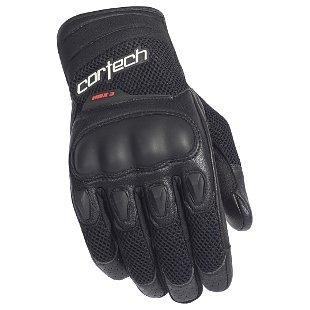 Cortech Men's HDX 3 Glove(Black, Large), 1 Pack