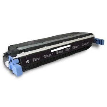 Calitoner Remanufactured Toner Cartridge Replacement for HP C9730A ( Black )