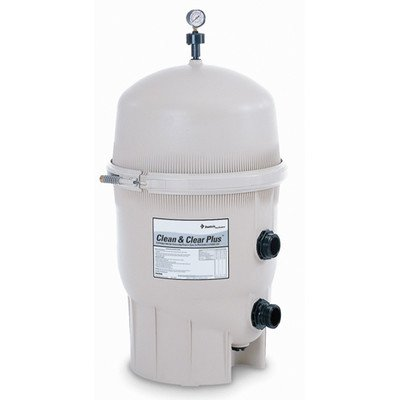 Pentair Clean and Clear Plus 320 Square Foot In Ground Cartridge Pool Filter - 160340 by Pentair