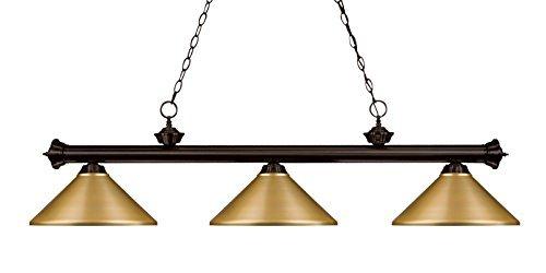 3 Light Billiard Light