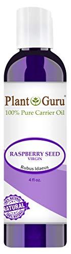 Raspberry Seed Oil 4 oz. Virgin