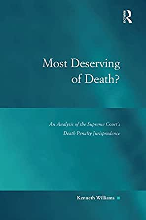 analysis of death and justice by For murders of white persons8 an analysis of twenty-eight studies by the us   bryan denson, death penalty: equal justice the houston.