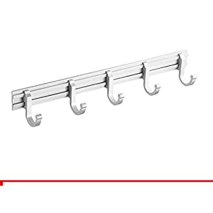 Space aluminum hook/Hook/Gig/ bathroom hooks/ linked to the kitchen wall/ Towel hook-I hot sale 2017
