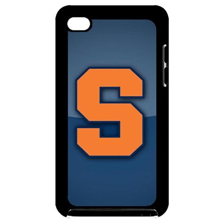 Syracuse Orange University iPod Touch 4th Generation Case Cover - Slim Cases for iPod Touch 4th Generation