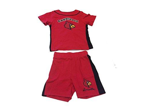 Louisville Cardinals Shorts - 5