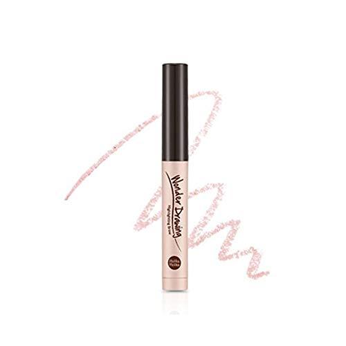 Holika Holika Wonder Drawing Highlighting Brow (01 Champagne Pink) .04oz/1.1g ()