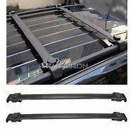 Jeep Patriot Cross-Roof Rails OEM Mopar