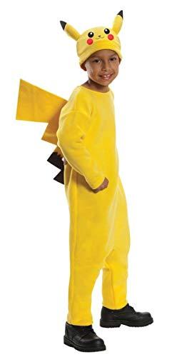 Rubie's Pokemon Child's Deluxe Pikachu Costume - One Color - Medium for $<!--$17.39-->