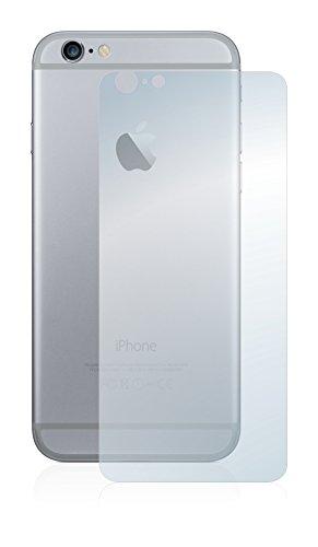 upscreen Scratch Shield Pellicola Protettiva Apple iPhone 6 Plus Posteriore (intera superficie) Protezione Schermo – Trasparente, Anti-Impronte