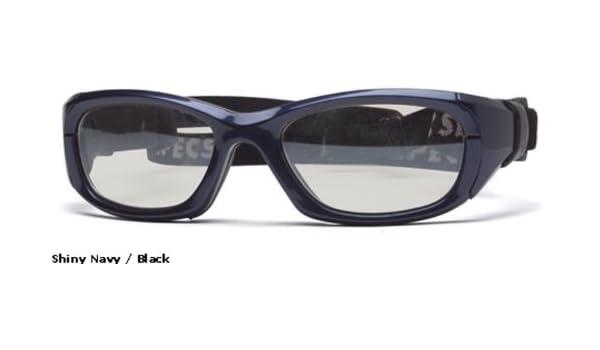56b378d007 Amazon.com   Rec Specs Protective Sports Eyewear- Maxx 31 - Shiny ...