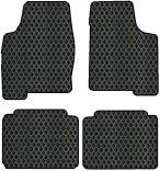 Audi A5 Quattro Custom-Fit All-Weather Rubber Floor Mats 4 P