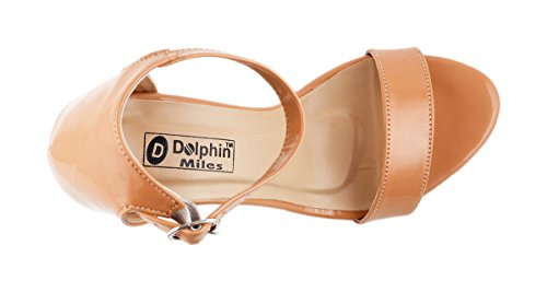 Dolphin Miles Women's Ankle Straps
