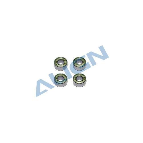 - Align HS1030 Bearings, 3x6x2.5mm (4)
