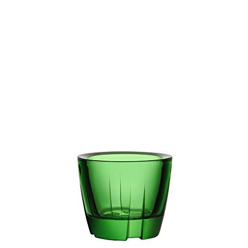 Kosta Boda Bruk Anything Bowl/Votive, Apple Green, One Size