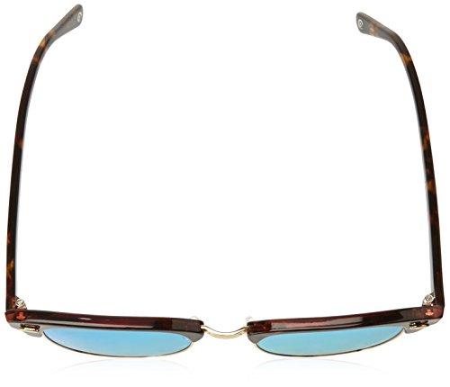 8cf229a983237 Ocean Sunglasses MrBratt lunettes de soleil polarisées Monture Marron  Verres Multicolore Revo Blue 700012 - firedkaramchari.com
