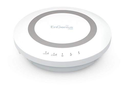 ENGESR600 - ENGENIUS ESR600 Dual Band Wireless N600 Xtra Range (TM) Router with Gigabit, USB amp; EnShare (TM) (Renewed) ()