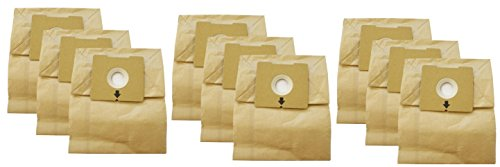 Bissell Dust Bag (3) 3pks 4122 Series #2138425 (9 total bags) ()