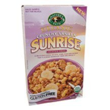 Organic Crunchy Vanilla Cereal, 10.6 Ounce - 12 per case. by Nature's Path