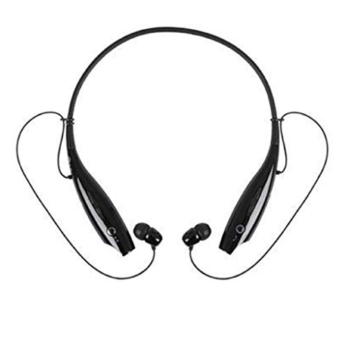 FEDUS HBS 730 Neckband Bluetooth Headphones Earphone Wireless Headset with Mic for All Smartphones  White