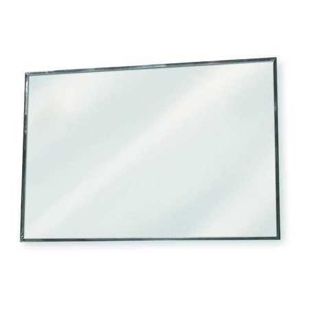 Frameless Flat Mirror, 16 x 22 In H, Glass