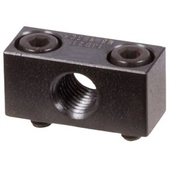 Damper mounting for mini damper, thread M8x1 -