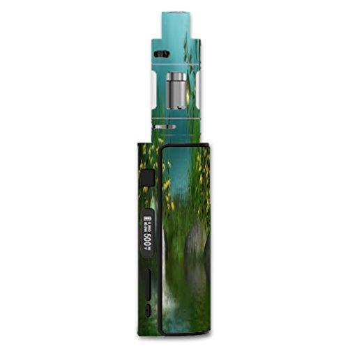Trendy Accessories Eleaf iStick 60 W TC Melo 2 Vape E-Cig Mod Box – Pegatina de Vinilo para la Piel, diseño de Estanque...