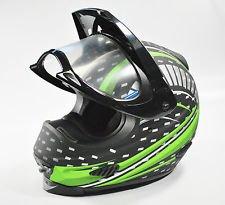 Arctic Cat New Oem Snowmobile Helmet Txi Flat Green 3xl 5232-319