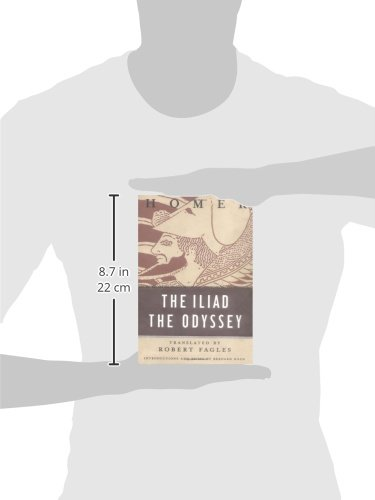 The Iliad / The Odyssey