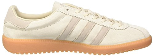 adidas Bermuda, Zapatillas Unisex Adulto Marrón (Clear Brown / Light Brown / Gum)