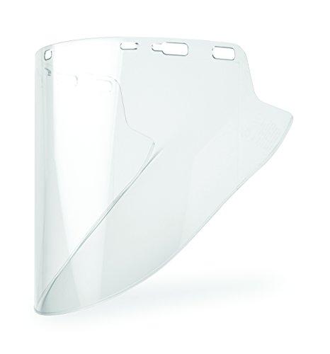 Elvex WELFS18L Fs-18L Molded Cylinder Lexan Face Shield, 18.5