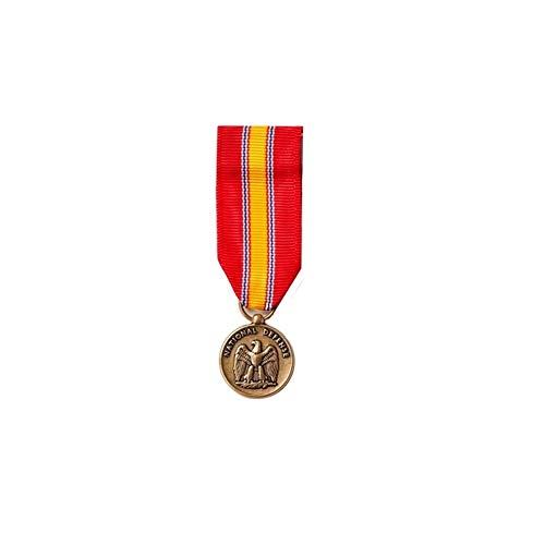 US Army National Defense Mini Medal