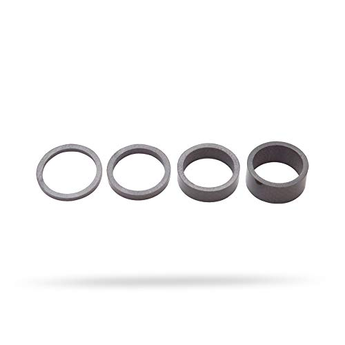 PRO Carbon Integrated Bicycle Headset Spacer Set (UD Carbon - 1 1/8in)