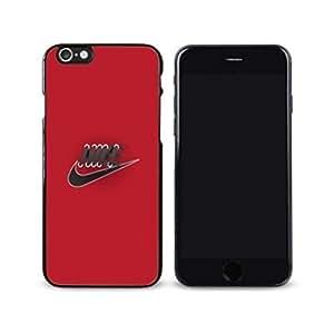 Just Do it Nike logo image Custom iPhone 6 Plus 5.5 Inch Individualized Hard Case WANGJING JINDA