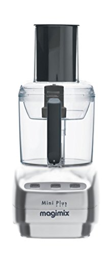 Magimix Le Mini Plus Food Processor Satin, 1.7 Litre by (Magimix Le Mini)