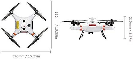 Mobiliarbus IDEAFLY Poseidon Pro Drone de Pesca a Prueba de Agua ...