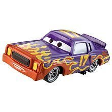 Exclusive Disney Pixar Cars 2 Color Change Vehicle - Darrell Cartrip (Disney Color Changing Cars)