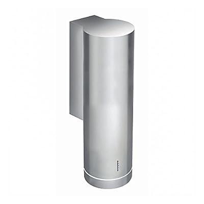 Futuro Futuro Jupiter Wall-mount Kitchen Range Hood - Modern Italian Design - Stainless Steel, Sleek Tubular Style, Ultra-Quiet with Blower